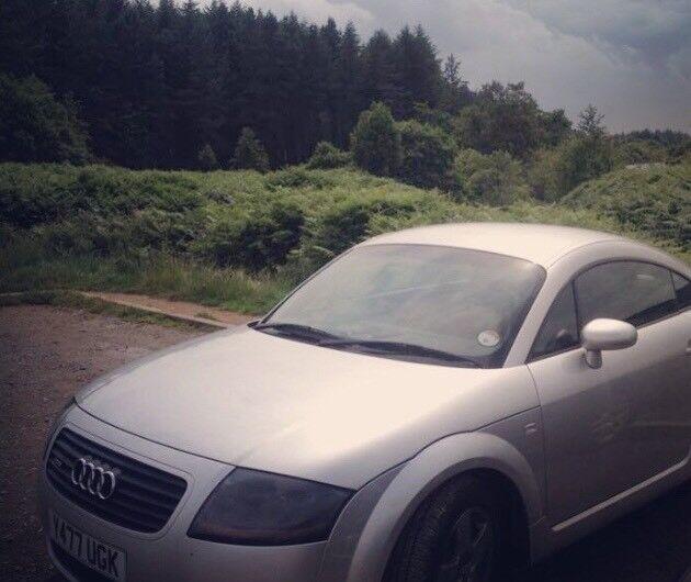 Audi TT Quattro 1.8 T