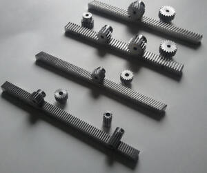 Rack & Pinion Spear Gear for CNC machines Router Plasma Lathe