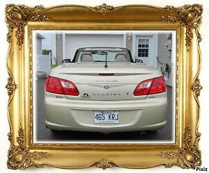 2010 Chrysler Sebring Cabriolet