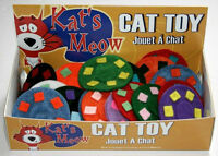 Cat toy Catnip Flying Saucer Cat pet toy toys 25 per box
