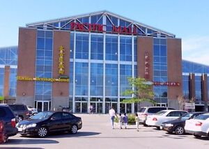 Pacific Mall - Markham Retail Space For Rent - 2nd Floor