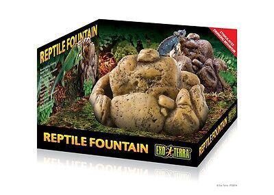 Exo Terra Reptile Fountain Water Drinking Dish