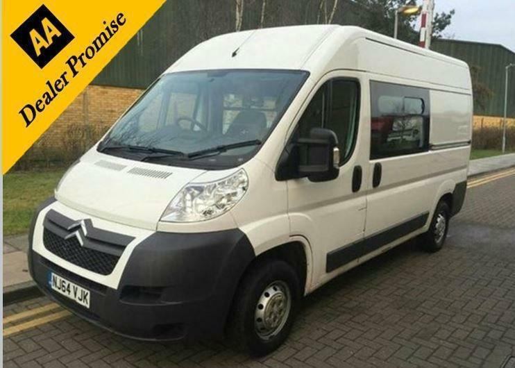 Citroen Relay Van Workshop Manual 2015