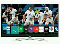 "Samsung 48"" LED smart 3D wi-fi tv builtin USB media player HD freeview tv fullhd 1080p"