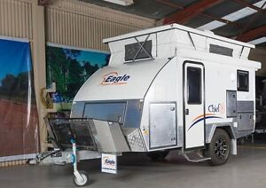 2016 EAGLE CHIEF OFF ROAD HYBRID CAMPER - SAVE $4800 THIS MONTH! Para Hills West Salisbury Area Preview