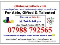 Early GCSE Exams for Year 7, 8, 9 & 10 Students (IEL Tutors)