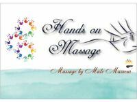 Massage by Male Masseur