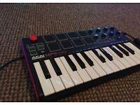 Electric Keybord (AKAI MPK Mini)