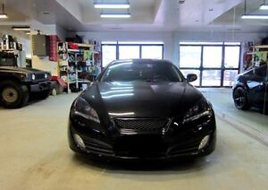 2010 Hyundai Genesis Coupe 2.0 Turbo