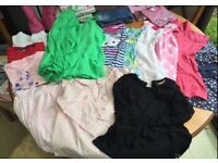 Girl clothes bundle 4-5 years old