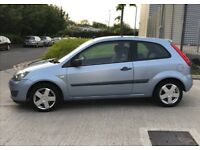 2006 Ford Fiesta 1,4 litre 3dr 2 owners