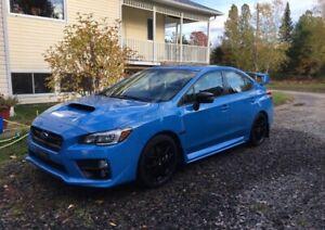 Subaru STI 2016 hikari