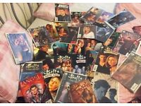 Buffy The Vampire Slayer comic books