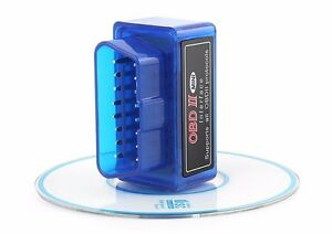 Diagnostic Code Reader OBD2 Bluetooth Mini