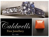Simply Stunning Diamond Ring - £3000 New