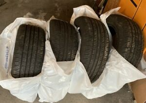 Used SAFERICH tires - 215/55ZR16