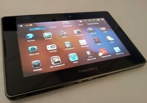 BlackBerry Playbook for an iPhone