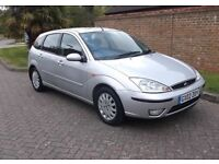 My Ford Focus 2.0 silver great condition