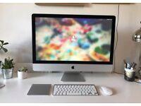 Apple i mac 27 inch- High Spec