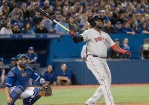 Blue Jays vs Red Sox - Sun Sept 11 (awesome 500 Infield seats)