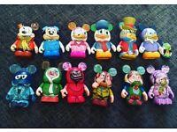Mickey's Christmas Carol Vinylmation inc chaser