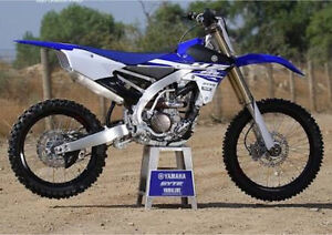 Wtb /  yamaha 250f 2015 Newcastle Newcastle Area Preview