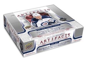 New Artifacts Hockey available Wednesday @ Stadium Sports Cards