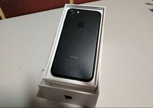 iPhone 7 Matte Black 128gb AS NEW Landsdale Wanneroo Area Preview