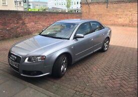 Audi A4 S-Line 2006 2.0l Diesel