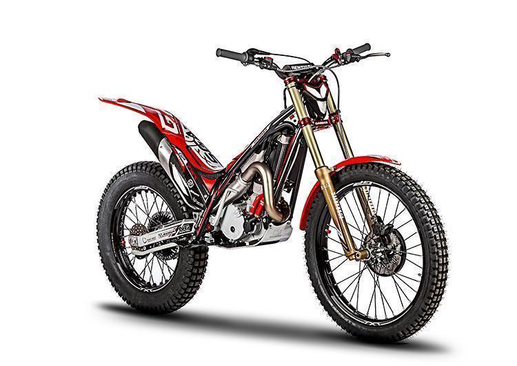 2018 Gas Gas TXT GP 250cc Trials Bike