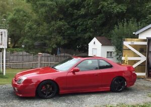 1997 Honda prelude built h22 highly modified for trade