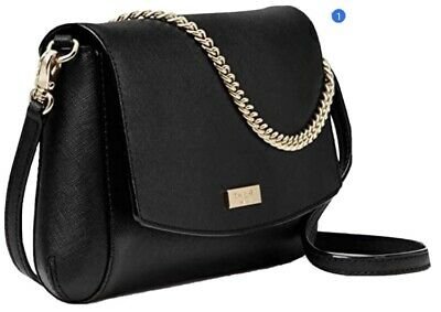 Kate Spade New York Black Bag Greer Crossbody Handbag Brand New With Tags