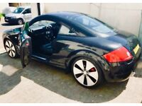 Audi TT Quattro - Not VW Golf, Corsa or Ford