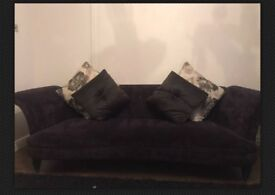 Beautiful dfs 4 seater sofa