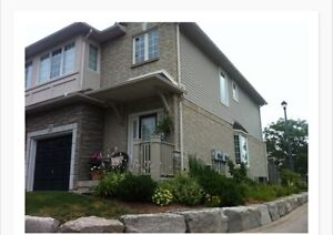 Executive Townhouse Rental in Burlington-For May 1, 2017