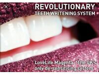 Teeth Whitening & Sienna X Spray Tanning