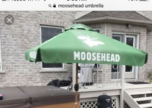 Moosehead Umbrella looking for