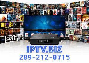 ★★ IPTV Service ★★ #1 Service On Kijiji ★★ No Contracts ★★