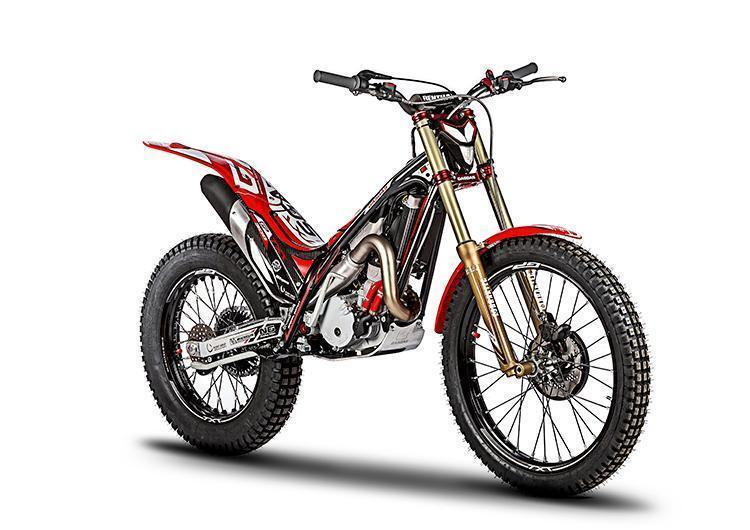 2018 Gas Gas TXT GP 300cc Trials Bike