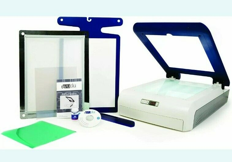 Yudu Personal Screen Printer T-shirt Screen Printer 8000280