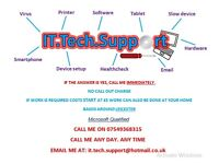 IT.Tech.Support Tablet/Smartphone Repairs and Queries