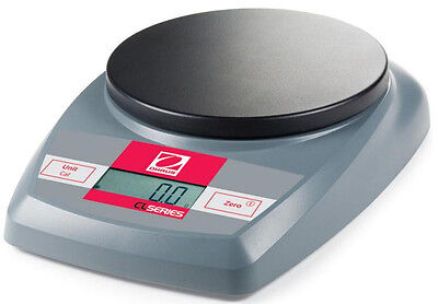 Ohaus Cl Series Cl201 Portable Compact Scale Balance 200 G X 0.1 Gnew