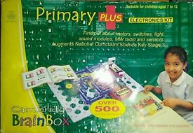 Cambridge Brain Box - Primary PLUS Electronics Kit