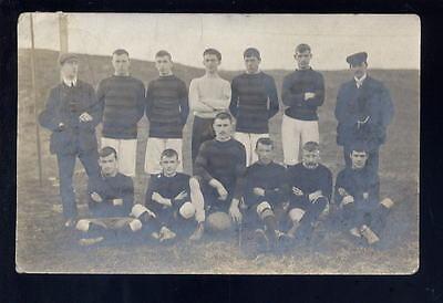Scotland Wigtownshire WHITHORN football team 1905 PPC
