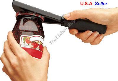 Jar Opener Vise V Shaped Hand Held Wedge Lid Bottle Cap Grip EZ Soft Grip (New) Grip Ez Jar Opener