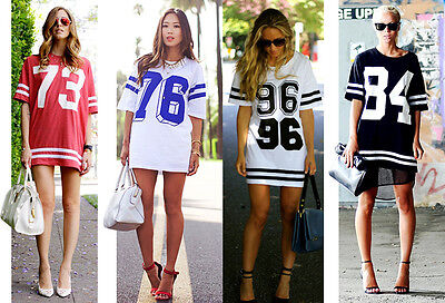 Basketball jersey girl outfits