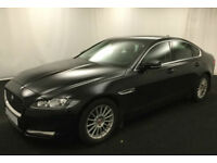 JAGUAR XF 2.2D 3.0D V6 S PREMIUM LUXURY PORTFOLIO R SPORT FROM £77 PER WEEK!