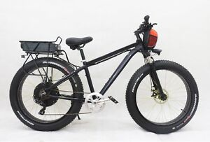 Fat Tire E-Bike For Sale