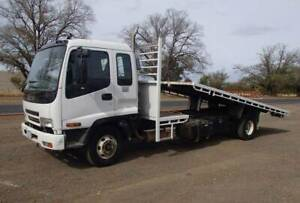 2007 Isuzu FRR 500 Long Tipping Tray Truck - Rent-to-Own $233pw* Upper Ferntree Gully Knox Area Preview