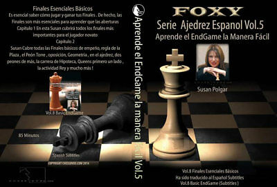 Chessdvds Com In Spanish   Winning Chess The Easy Way    8   Essential Basic End